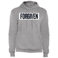 FORGIVEN Core Fleece Pullover Hoodie