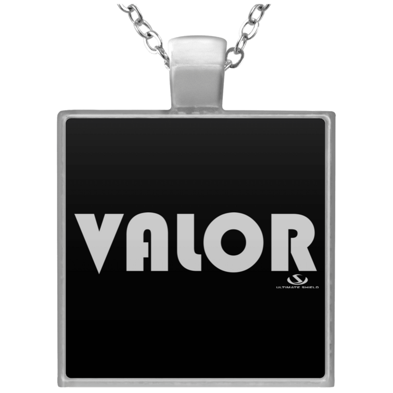 VALOR Square Necklace