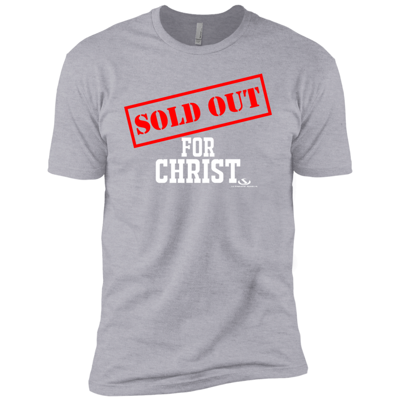 SOLD OUT FOR CHRIST Premium Short Sleeve T-Shirt