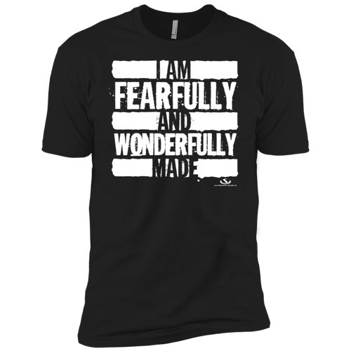 I AM FEARFULLY AND WONDERFULLY MADE Premium Short Sleeve T-Shirt