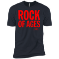 ROCK OF AGES Premium Short Sleeve T-Shirt