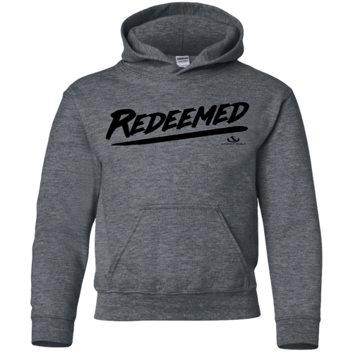 REDEEMED Youth Pullover Hoodie