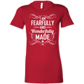I AM FEARFULLY AND WONDERFULLY MADE Ladies' Favorite T-Shirt