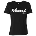 BLESSED Ladies' Relaxed Jersey Short-Sleeve T-Shirt