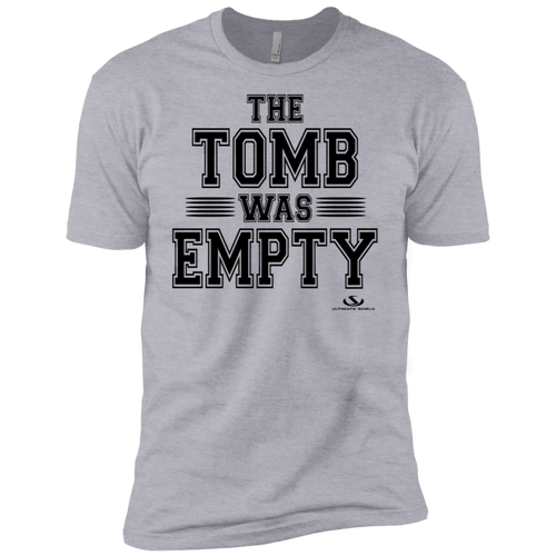 THE TOMB WAS EMPTY Premium Short Sleeve T-Shirt