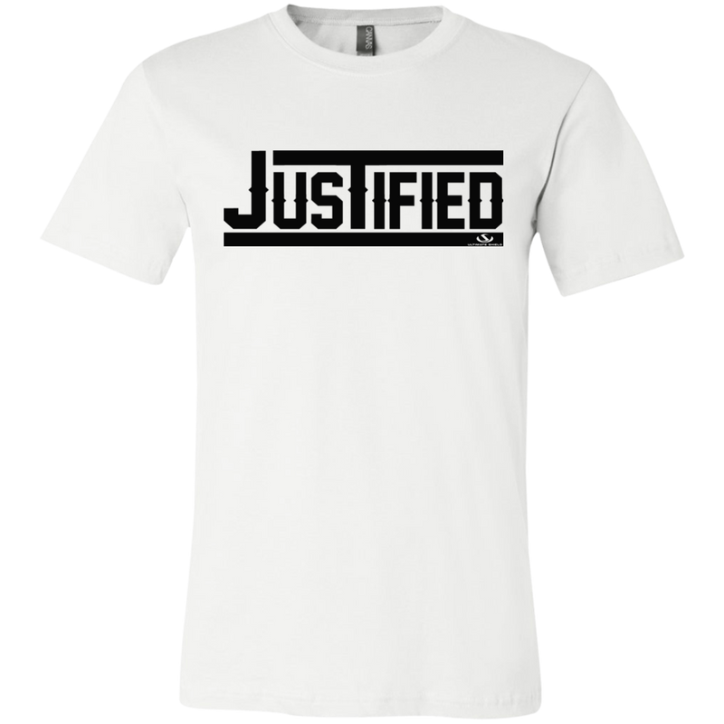 JUSTIFIED Jersey Short-Sleeve T-Shirt
