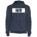 FAITH Fleece Pullover Hoodie