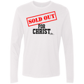 SOLD OUT FOR CHRIST Men's Premium LS