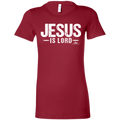 JESUS IS LORD Ladies' Favorite T-Shirt