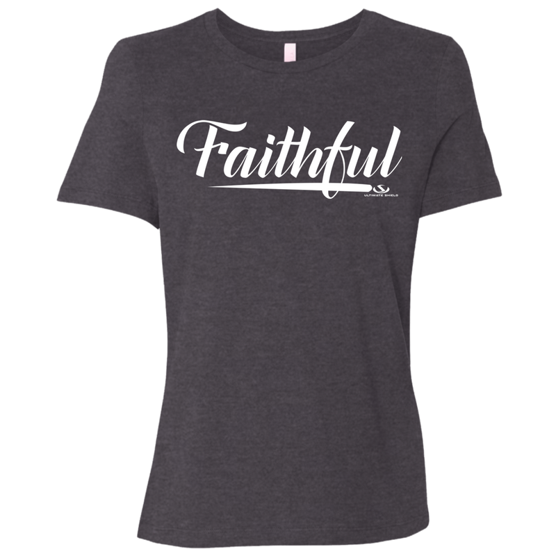 FAITHFUL Ladies' Relaxed Jersey Short-Sleeve T-Shirt