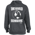 THE WORLD BEHIND ME Pullover Hoodie