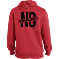 NO TURNING BACK Pullover Hoodie