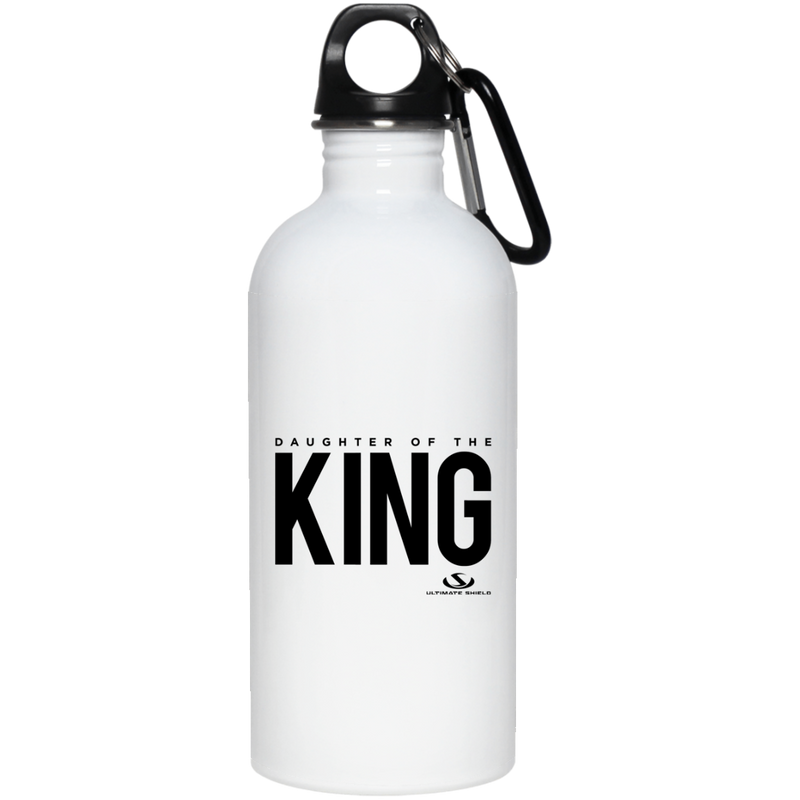 DAUGHTER OF THE KING 20 oz. Stainless Steel Water Bottle