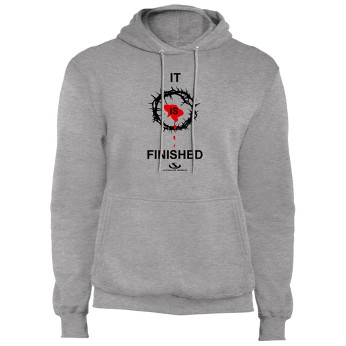 IT IS FINISHED Core Fleece Pullover Hoodie