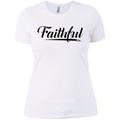 FAITHFUL Ladies'  T-Shirt