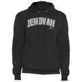 JEHOVAH Fleece Pullover Hoodie