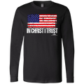 IN CHRIST I TRUST  Men's Jersey LS T-Shirt