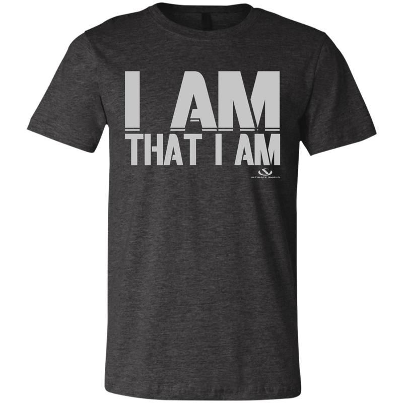 I AM THAT I AM Jersey Short-Sleeve T-Shirt