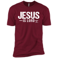 JESUS IS LORD Premium Short Sleeve T-Shirt