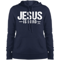 JESUS IS LORD Ladies' Pullover Hooded Sweatshirt