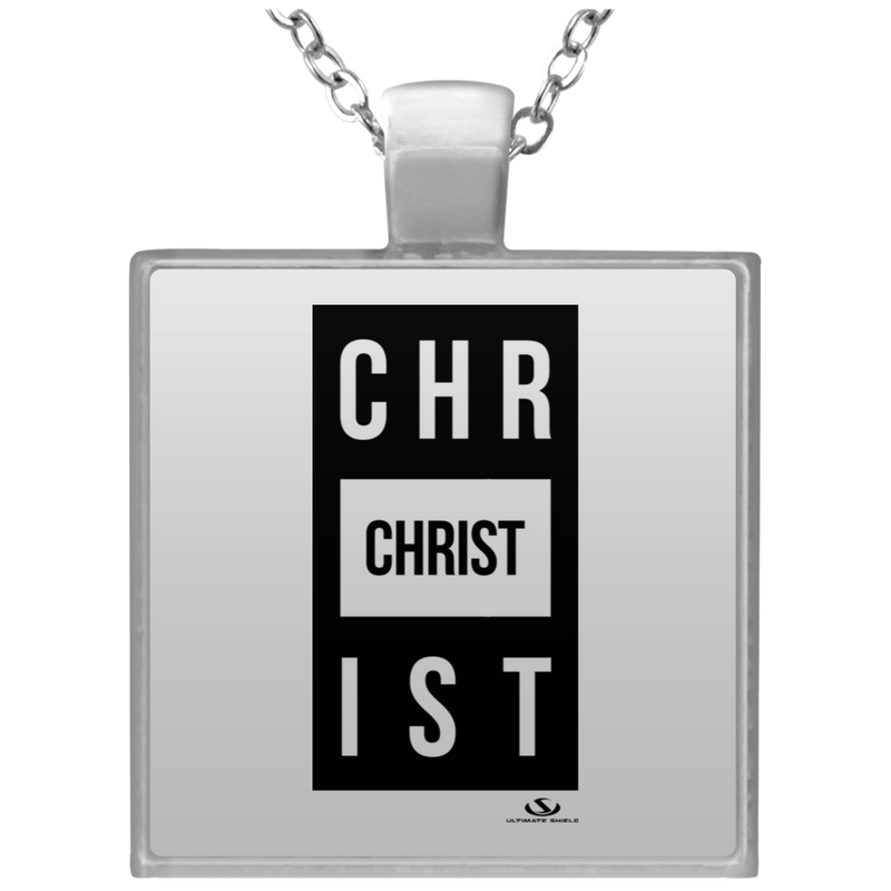 CHRIST Square Necklace