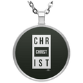 CHRIST Circle Necklace