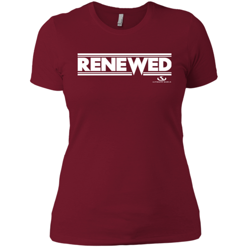 RENEWED Ladies' Boyfriend T-Shirt