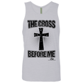 THE CROSS BEFORE ME Men's Cotton Tank