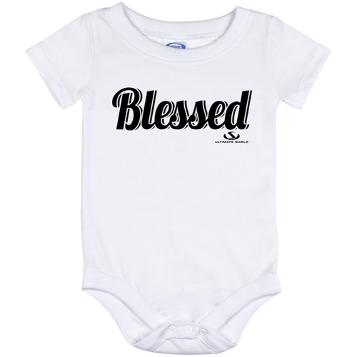 BLESSED Onesie 12 Month