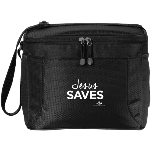 JESUS SAVES 12-Pack Cooler