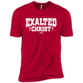 EXALTED CHRIST Premium Short Sleeve T-Shirt