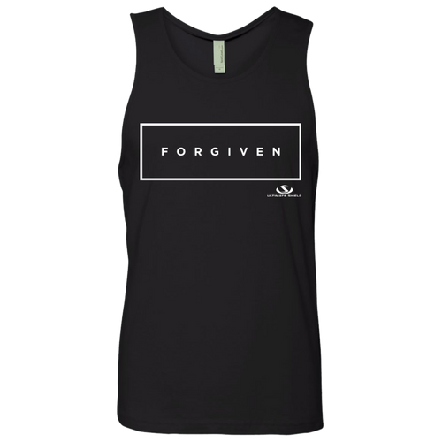 FORGIVEN Men's Cotton Tank