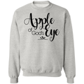 APPLE OF GOD'S EYE LADIES Crewneck Pullover Sweatshirt  8 oz.