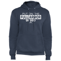 PUT ON THE FULL ARMOR OF GOD Fleece Pullover Hoodie