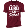 THE LORD IS MY SHEPHERD Premium Short Sleeve T-Shirt