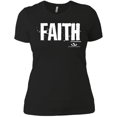 FAITH Ladies' T-Shirt