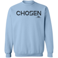 CHOSEN LADIES Crewneck Pullover Sweatshirt  8 oz.