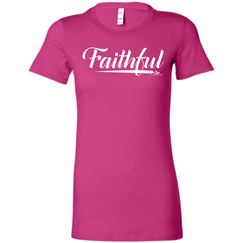 FAITHFUL Ladies' Favorite T-Shirt