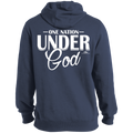 ONE NATION UNDER GOD Tall Pullover Hoodie