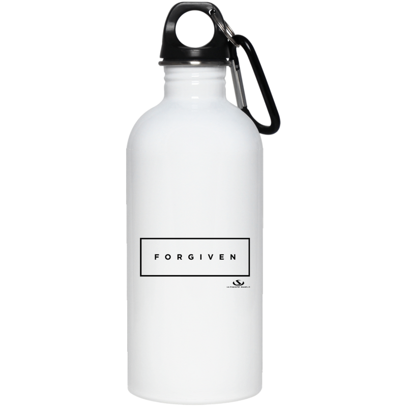 FORGIVEN 20 oz. Stainless Steel Water Bottle