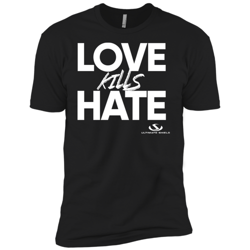 LOVE KILLS HATE Premium Short Sleeve T-Shirt