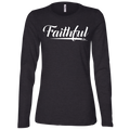 FAITHFUL Ladies' Jersey LS Missy Fit