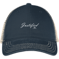 JUSTIFIED  Mesh Back Cap