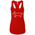 AMAZING GRACE Ladies Ideal Racerback Tank