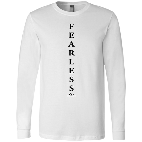 FEARLESS  Men's Jersey LS T-Shirt