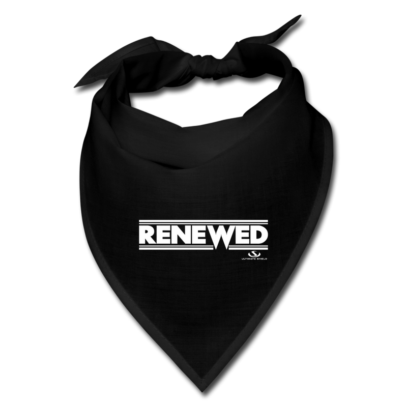 RENEWED Bandana - black