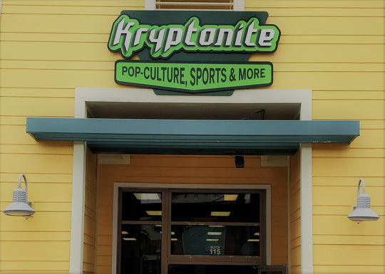 Kryptonite Pop-Culture Sports and More in Panama City Beach