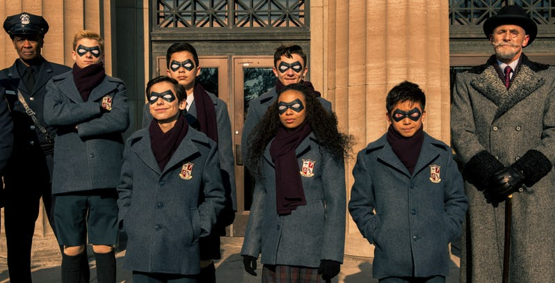 The Umbrella Academy Review: Super-Weird Heroes Deliver A Superbly Entertaining Series