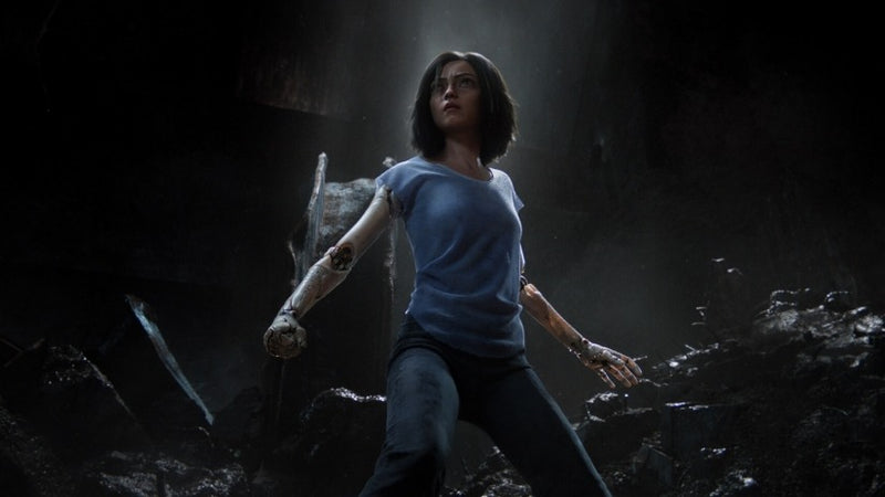 Why Alita: Battle Angel Took 16 Years to Come to the Screen
