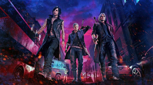 Devil May Cry 5 Review: Heavy Metal Fun with Dante and Nero